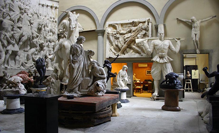 Romano Romanelli Accademia delle arti del disegno